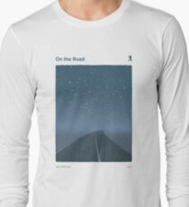 Jack Kerouac - On the Road Long Sleeve T-Shirt