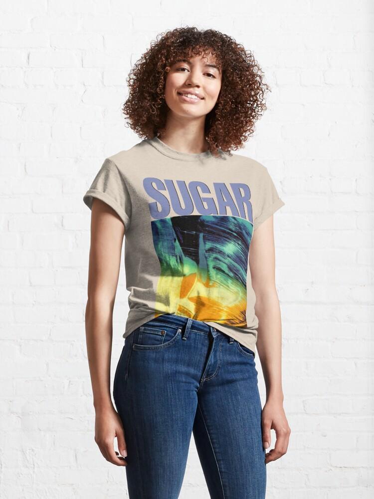 Alternate view of Sugar Copper Blue Classic T-Shirt