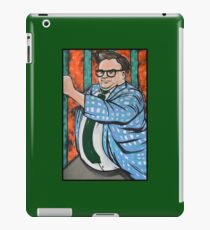Chris Farley SNL iPad Case/Skin