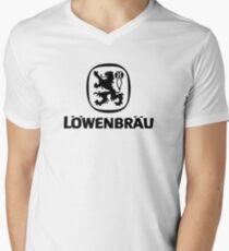 Lowenbrau Men's V-Neck T-Shirt
