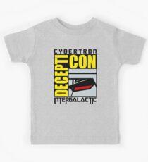 Decepti-Betrug Kinder T-Shirt