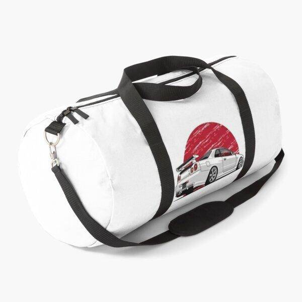 Japanese Monster Duffle Bag