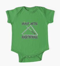 Heavy Metal Rock & Roll Kids Clothes