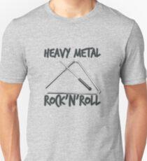 Heavy Metal Rock & Roll Unisex T-Shirt