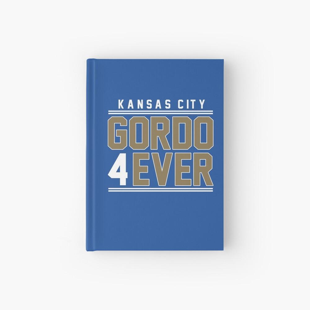 Gordo 4 Ever New Alex Gordon Royals Baseball Hardcover Journal