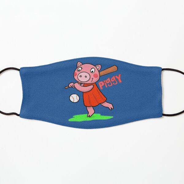 Cookie Swirl C Roblox Piggy Alpha The Piggy Roblox Kids Masks Redbubble