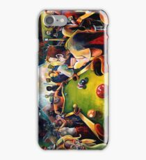 Shooting at Cans iPhone Case/Skin