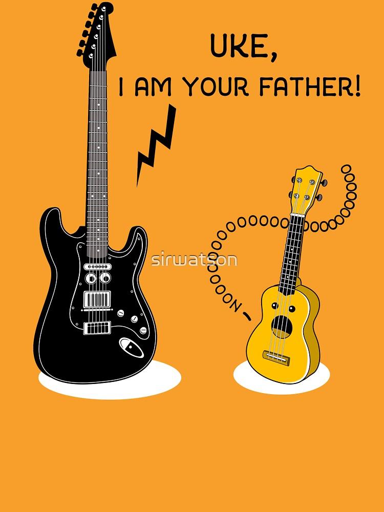 Uke, I am your Father! by sirwatson
