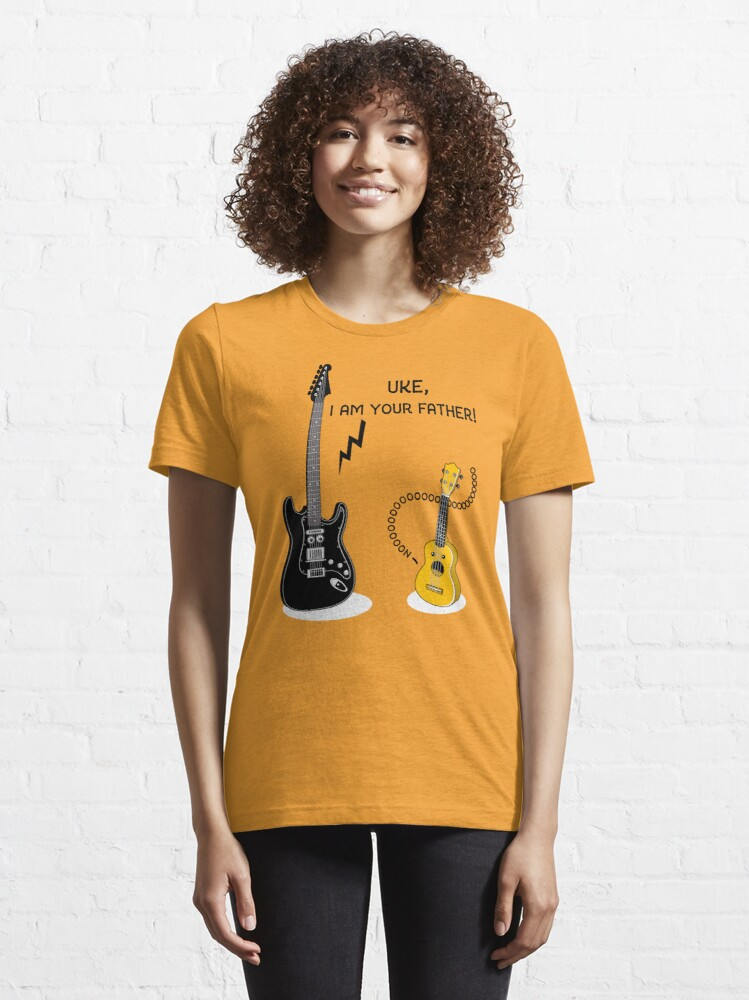 Alternate view of Uke, I am your Father! Essential T-Shirt