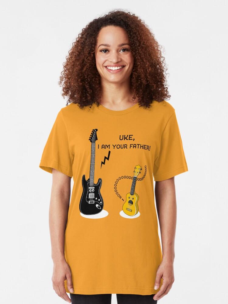 Kids Funny UKE N DO IT Ukulele Uke Guitar Guitarist Unisex Music T-Shirt