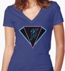 Charmed P3 Women's Fitted V-Neck T-Shirt