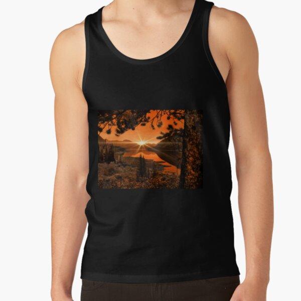 Kananaskis - Foothills Of The Rockies III Tank Top