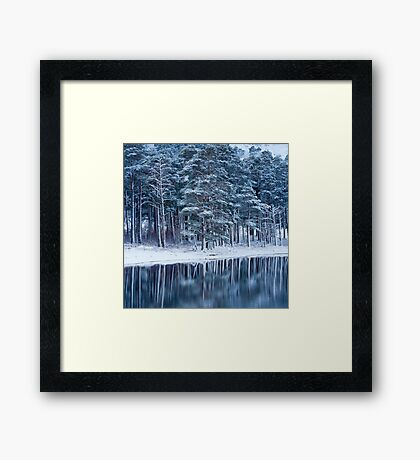 After the storm, Loch Clair, Torridon, Scotland. Framed Print