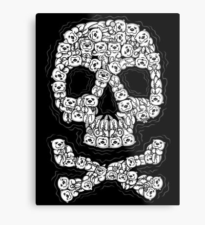 Otterly Adorable Metal Print