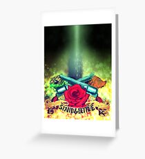 Stand & Be True (The Dark Tower) Greeting Card
