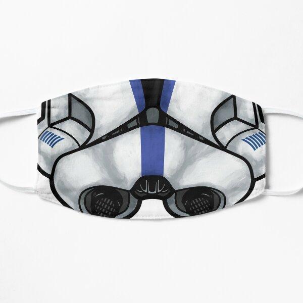 Casque 501st Clone Masque sans plis