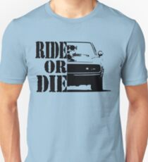 F&F, ride or die Unisex T-Shirt