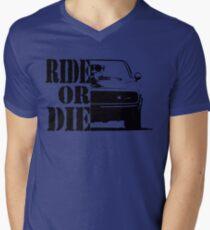 F&F, ride or die Men's V-Neck T-Shirt