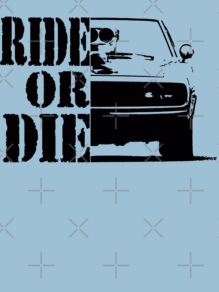 F&F, ride or die | Unisex T-Shirt