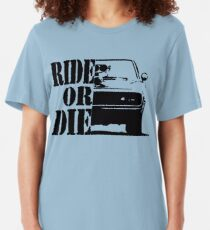 F&F, ride or die Slim Fit T-Shirt