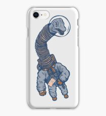 Astro Brachiosaurus iPhone Case/Skin