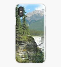 Athabasca Falls  iPhone Case/Skin