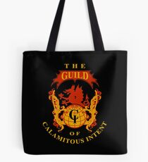 The Guild of Calamitous Intent - The Venture Brothers Tote Bag