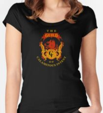 The Guild of Calamitous Intent - The Venture Brothers Women's Fitted Scoop T-Shirt