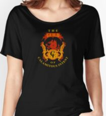 The Guild of Calamitous Intent - The Venture Brothers Women's Relaxed Fit T-Shirt