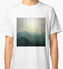 Blue Ridge Mountains, 12 Classic T-Shirt