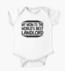 My Mom Is The World's Best Landlord One Piece - Short Sleeve