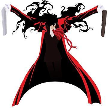 Alucard vampire by Yari27