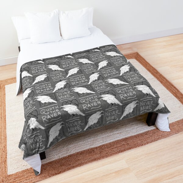 Quoth the Raven Comforter
