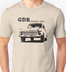 trabant, ddr, gdr classic car T-Shirt