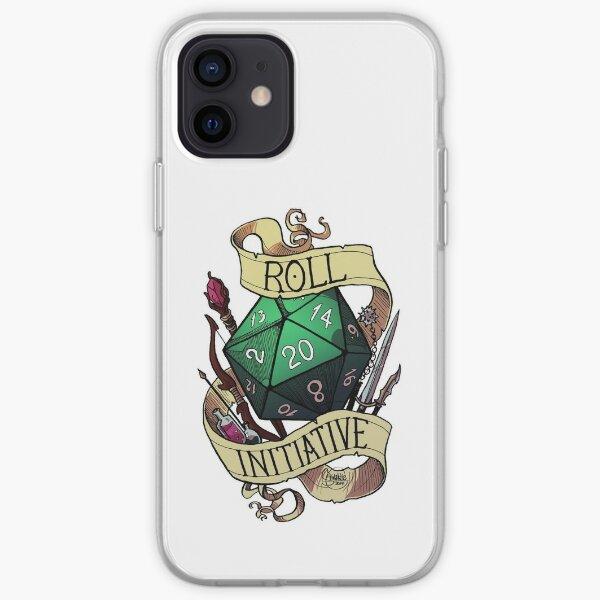 Roll Initiative iPhone Soft Case