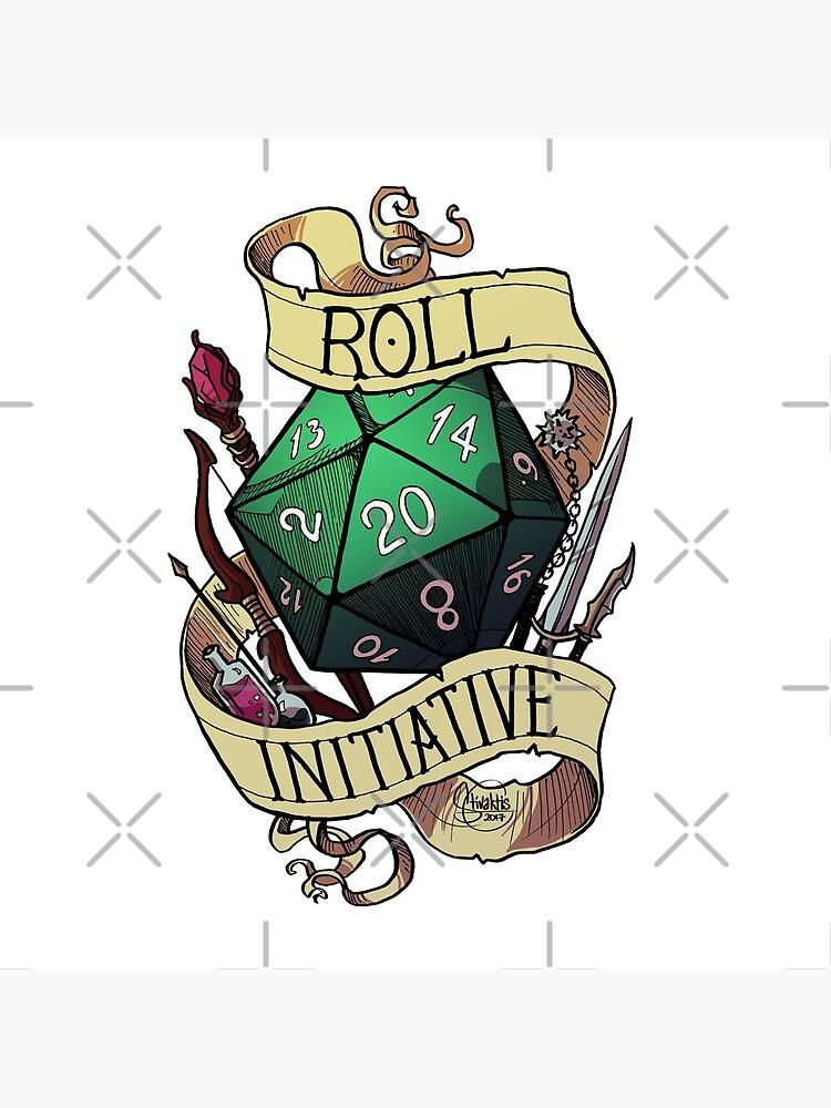 Roll Initiative by optimisteve