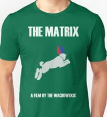 The Matrix Minimalist Design Unisex T-Shirt