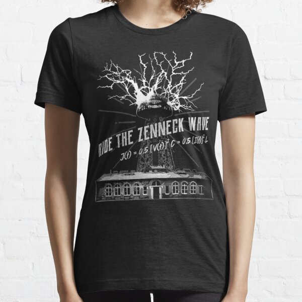 Ride the Zenneck Wave Essential T-Shirt