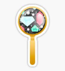 Hidden Gems Sticker