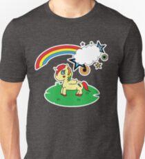 Lux the Unicorn (Clean Version) T-Shirt
