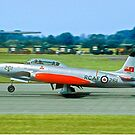Canadair CT-133 Silver Star 3 21261 by Colin Smedley