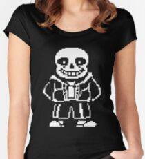 Undertale Women's Fitted Scoop T-Shirt