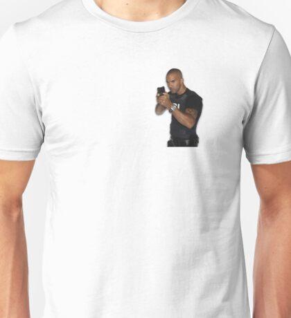 Shemar Moore Unisex T-Shirt