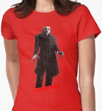 Nosferatu day Women's Fitted T-Shirt
