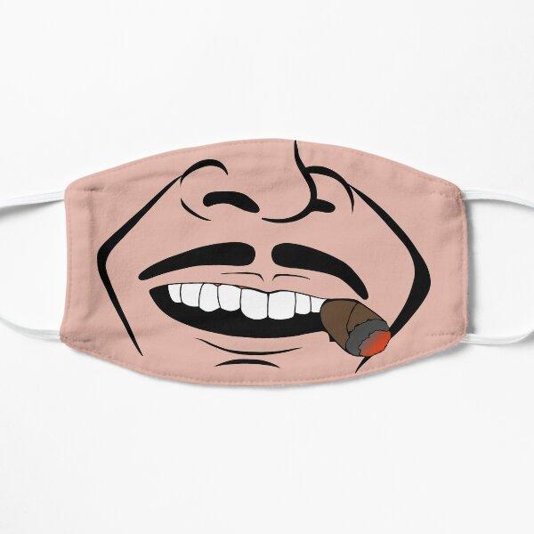 Gomez Addams Costume Mask  Flat Mask