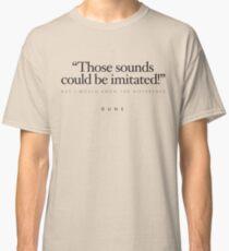 Imatation Classic T-Shirt