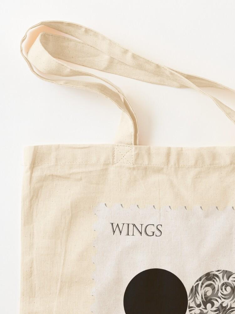 Alternate view of BTS Wings Stamp Tote Bag