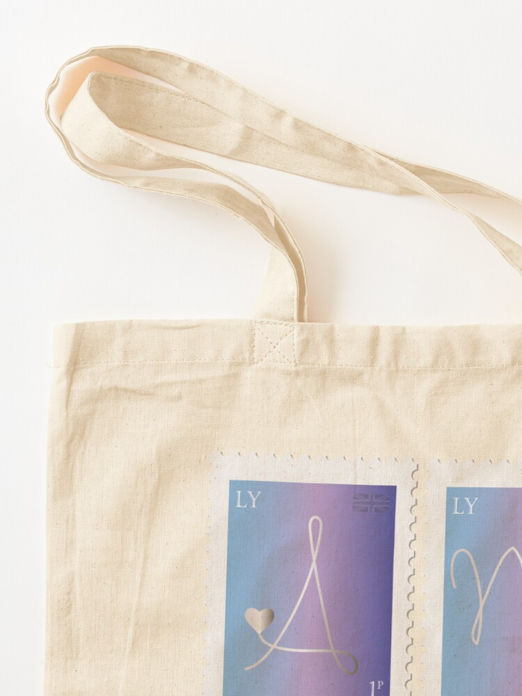 Alternate view of BTS Love Yourself Answer Stamp Tote Bag