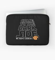 Come to the Dark Side Laptop Sleeve