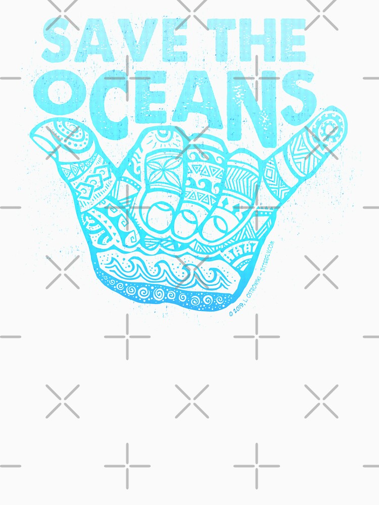 Hang Loose, Save the OceansHang Loose, Save the Oceans by jitterfly